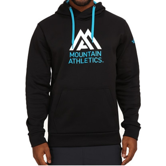 158031445 The North Face Mountain Athletics Men's Hoodie